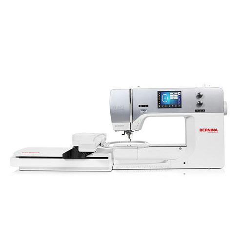 Bernina 770 QE mit Stickmodul