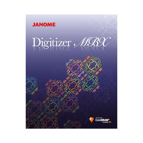 Janome Digitizer MBX Software