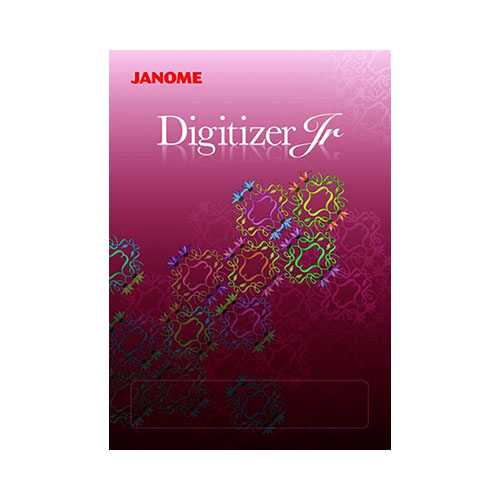 Janome Digitizer Jr Software