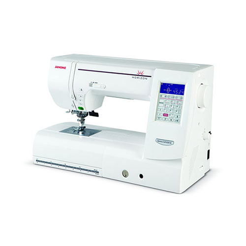 Janome Memory Craft 8200 QC