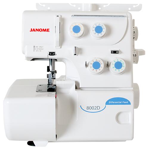 Janome 8002D